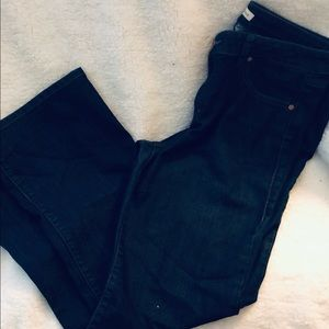 Dark Denim Cabi Jeans size 14
